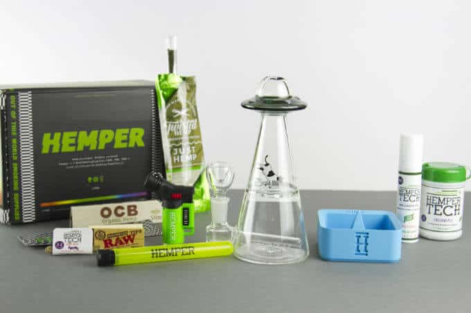 Hemper Subscription Box