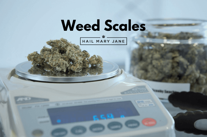 Weed Scales