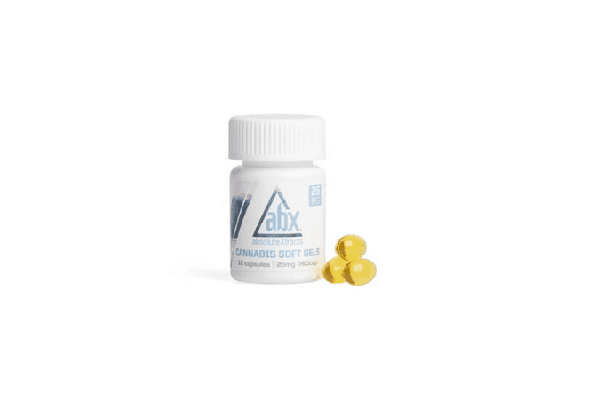 Absolute Xtracts THC Pills