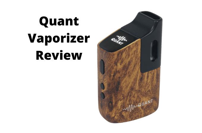 quant vaporizer review