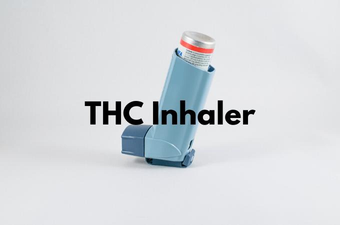 THC Inhaler: What Is It?