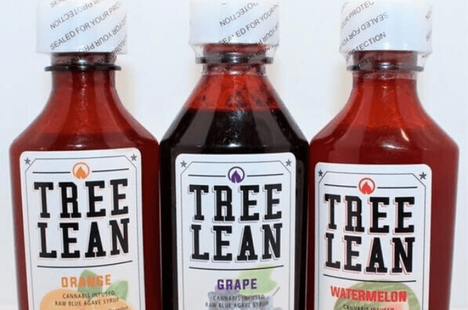 tree lean thc syrup