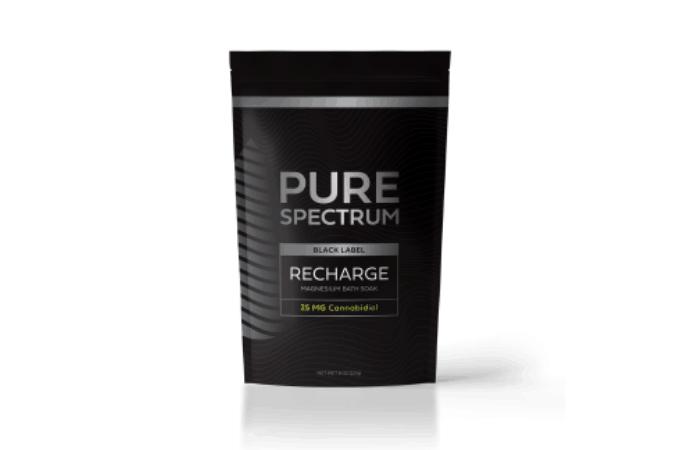 black label magnesium pure spectrum cbd