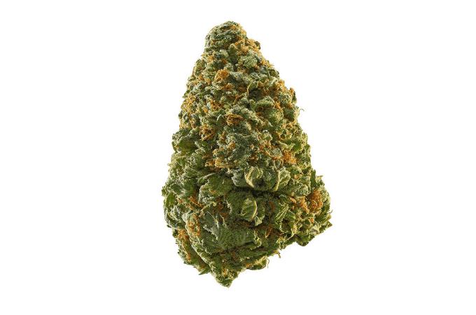 green crack exotic strain