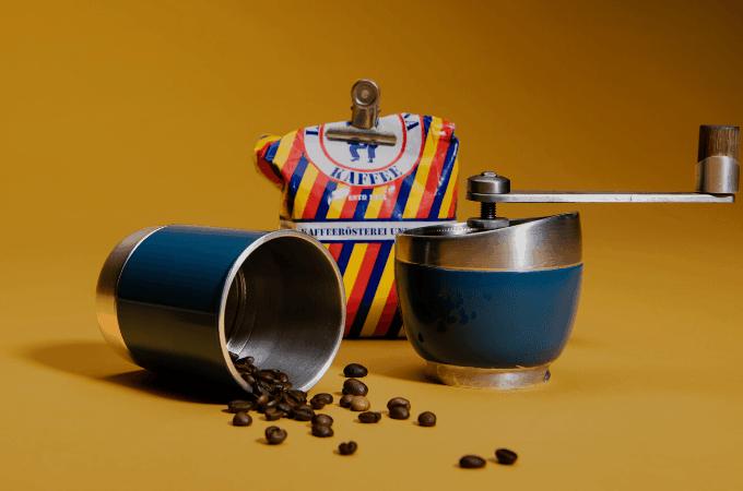coffee grinder to grind weed