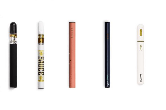 disposable vape pens