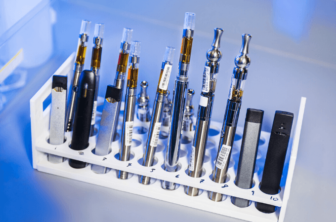 vape pens for oil or concentrate