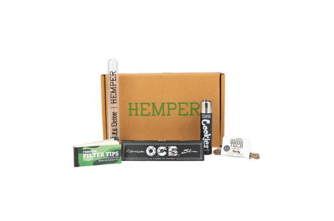 hemper build a box core