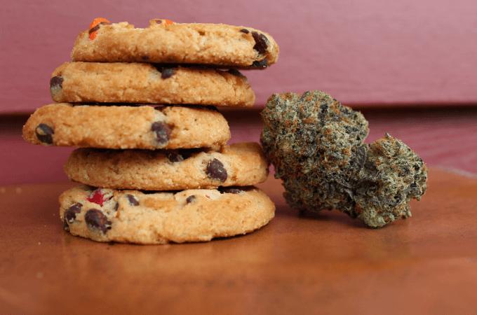 choose cannabis edibles during coronavirus outbreak