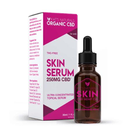 kats naturals cbd skin serum
