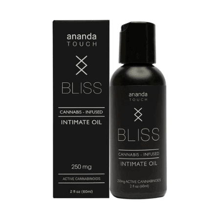 Ananda Touch - Bliss Intimate Oil