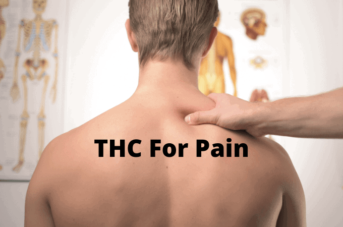 thc for pain