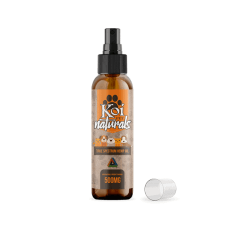 KOI Hemp Oil For Pets