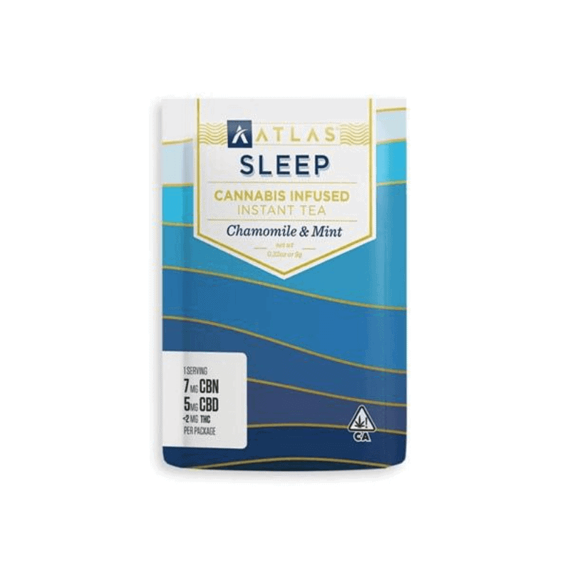 atlas instant tea thc for sleep