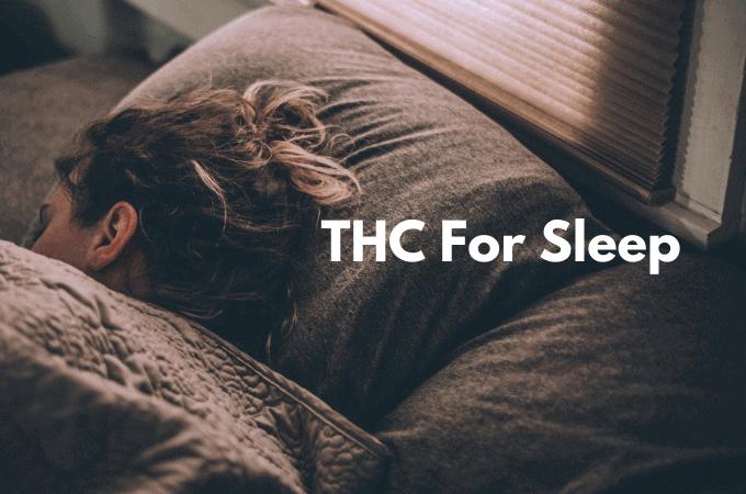 thc for sleep