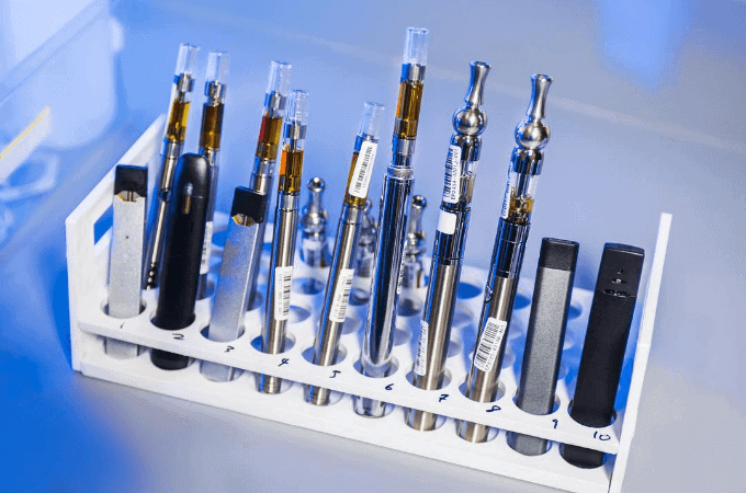 thc vape oil safe
