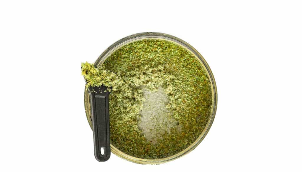 how to make edibles from kief