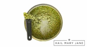 How Much Kief to Use for Various Consumption Methods