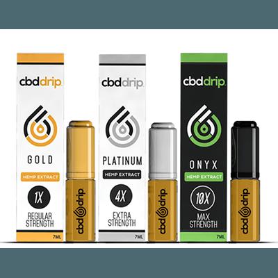 CBD Drip Vape Oil